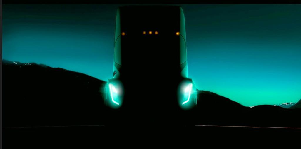 Tesla semi truck unveil event 'tentatively' set for October 26