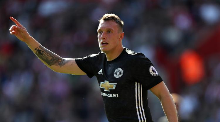 Manchester United defender Phil Jones set to return against Spurs