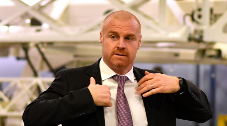 Burnley boss Sean Dyche distances himself from Everton job