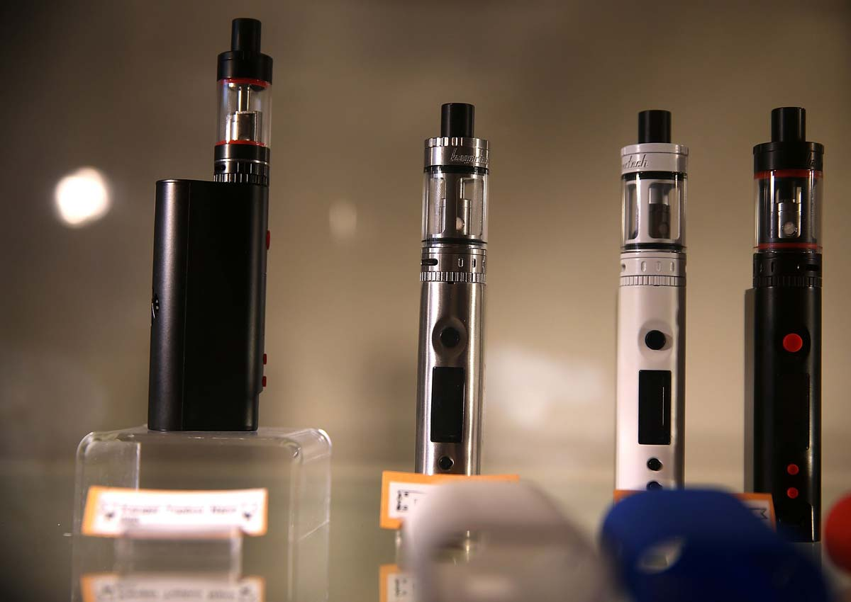 Higher nicotine in e-cigarettes tied to higher risk of teen smoking