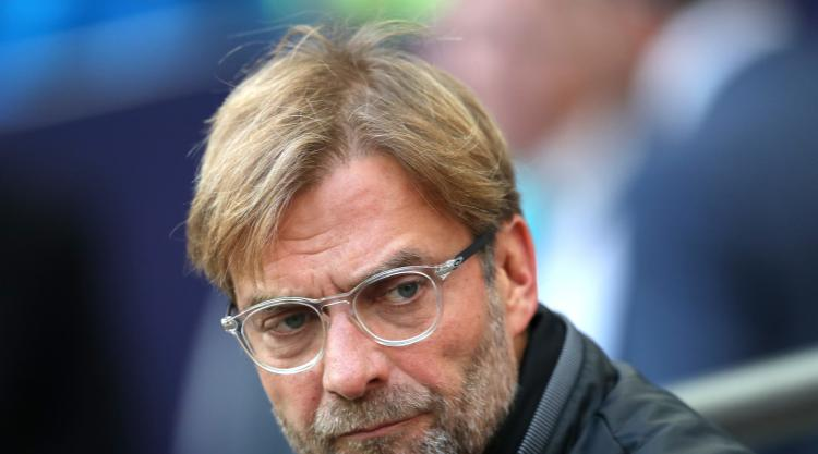 Klopp tells Liverpool defenders he could have prevented first goal in trainers