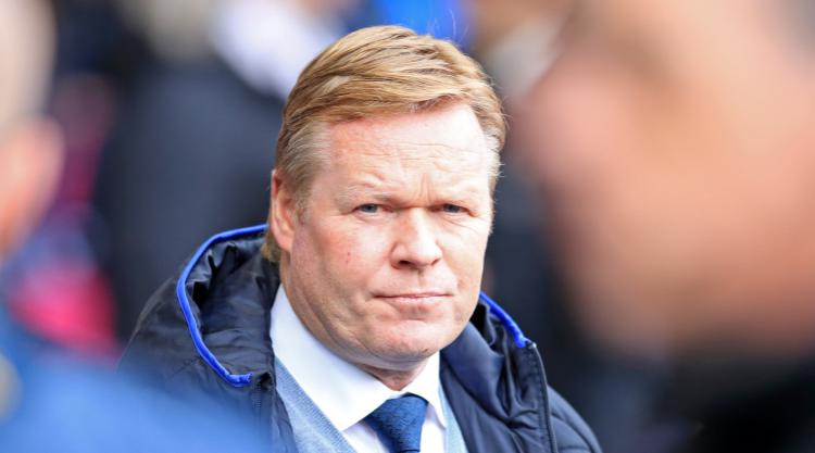 Everton chief Farhad Moshiri gives Ronald Koeman his backing