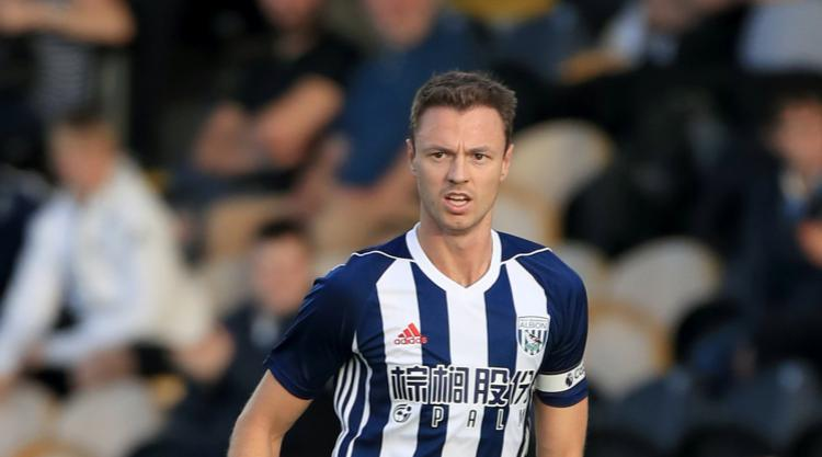 West Brom boss Tony Pulis says he has no problem with Jonny Evans