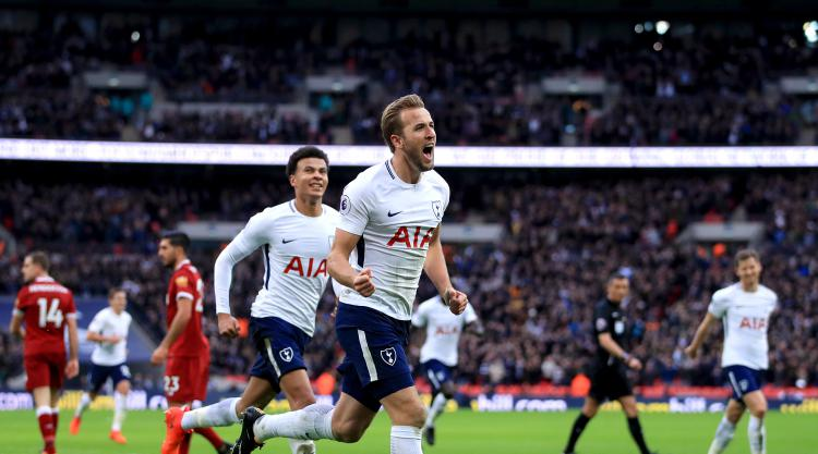 Two more goals for Harry Kane as Spurs highlight Liverpool's defensive problems