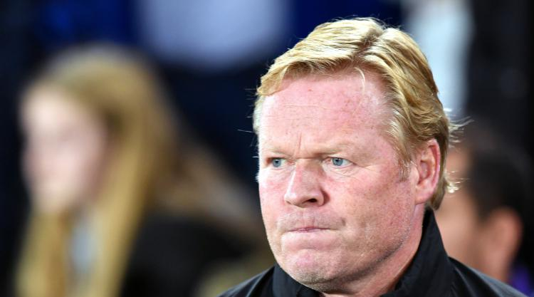 Under-fire Ronald Koeman confident he still has backing of Everton board
