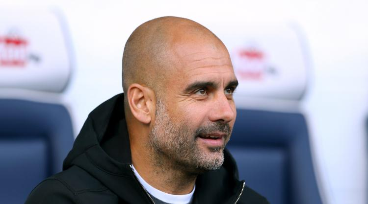Guardiola dismisses Klopp's claim that City will be champions by January