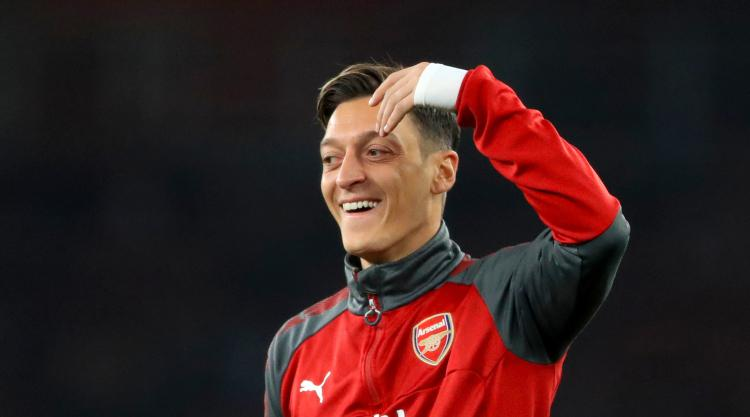 Mesut Ozil's agent reveals positive contract talks with Arsenal