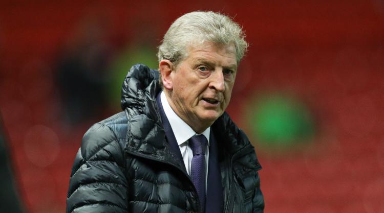 Roy Hodgson: I took Crystal Palace job because I wanted the pressure