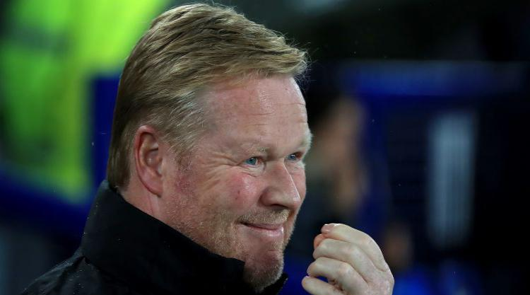 Ronald Koeman insists he is still 'the man' at Everton
