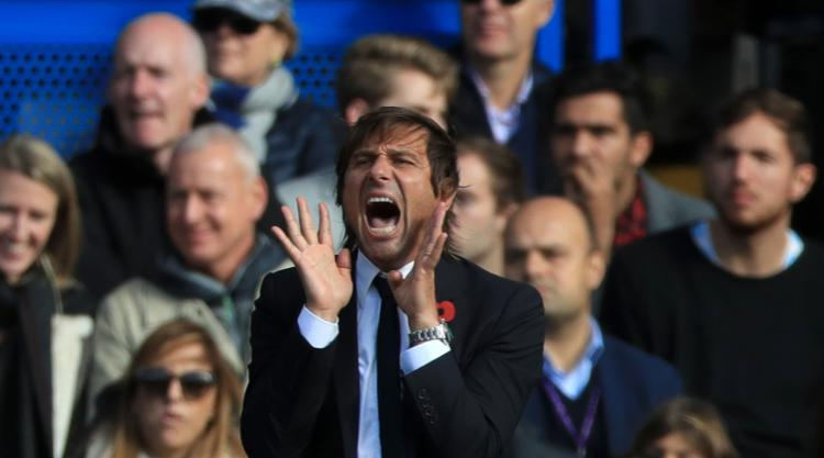Antonio Conte hits back at critics as he denies unrest at Chelsea