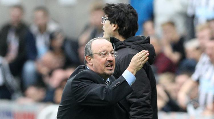 Benitez challenges Newcastle to maintain their momentum for as long as possible