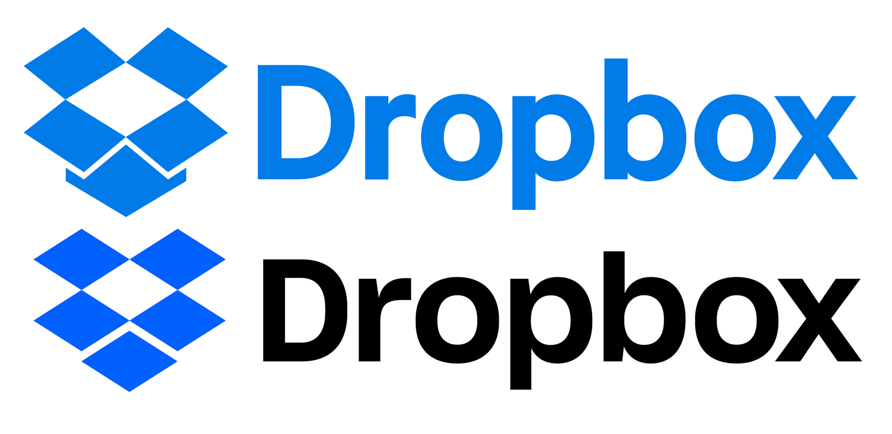 Dropbox brand update streamlines its logo and takes aim at creatives