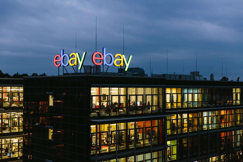 eBay is having a pretty bad day