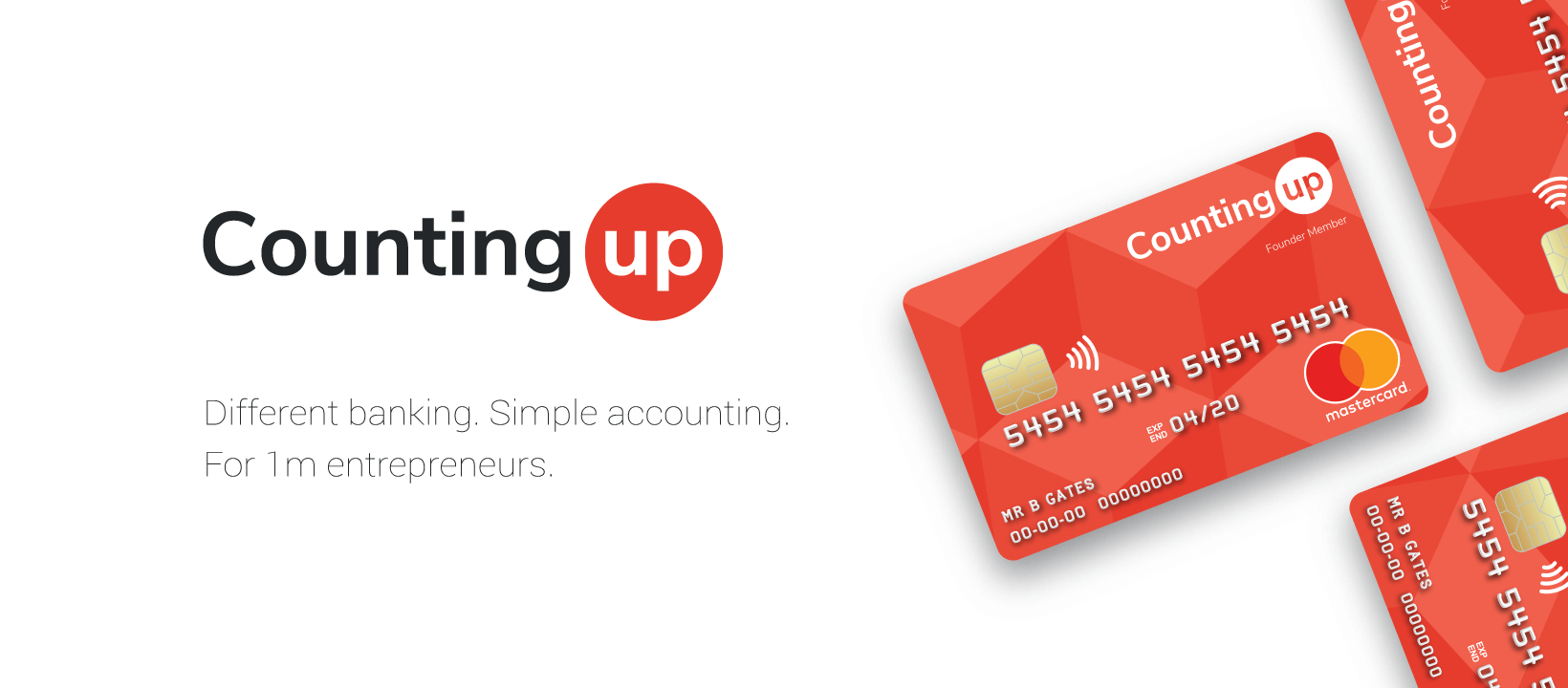 Countingup, a startup from founder of Clear Books, raises $750K to merge banking and accounting