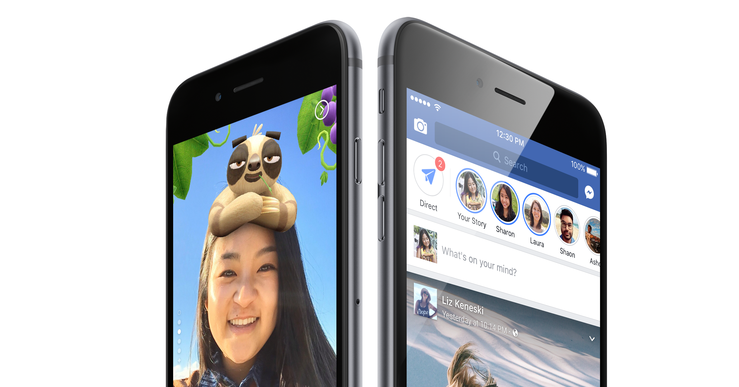 Facebook Stories open to Pages, bringing brands to the ghost town