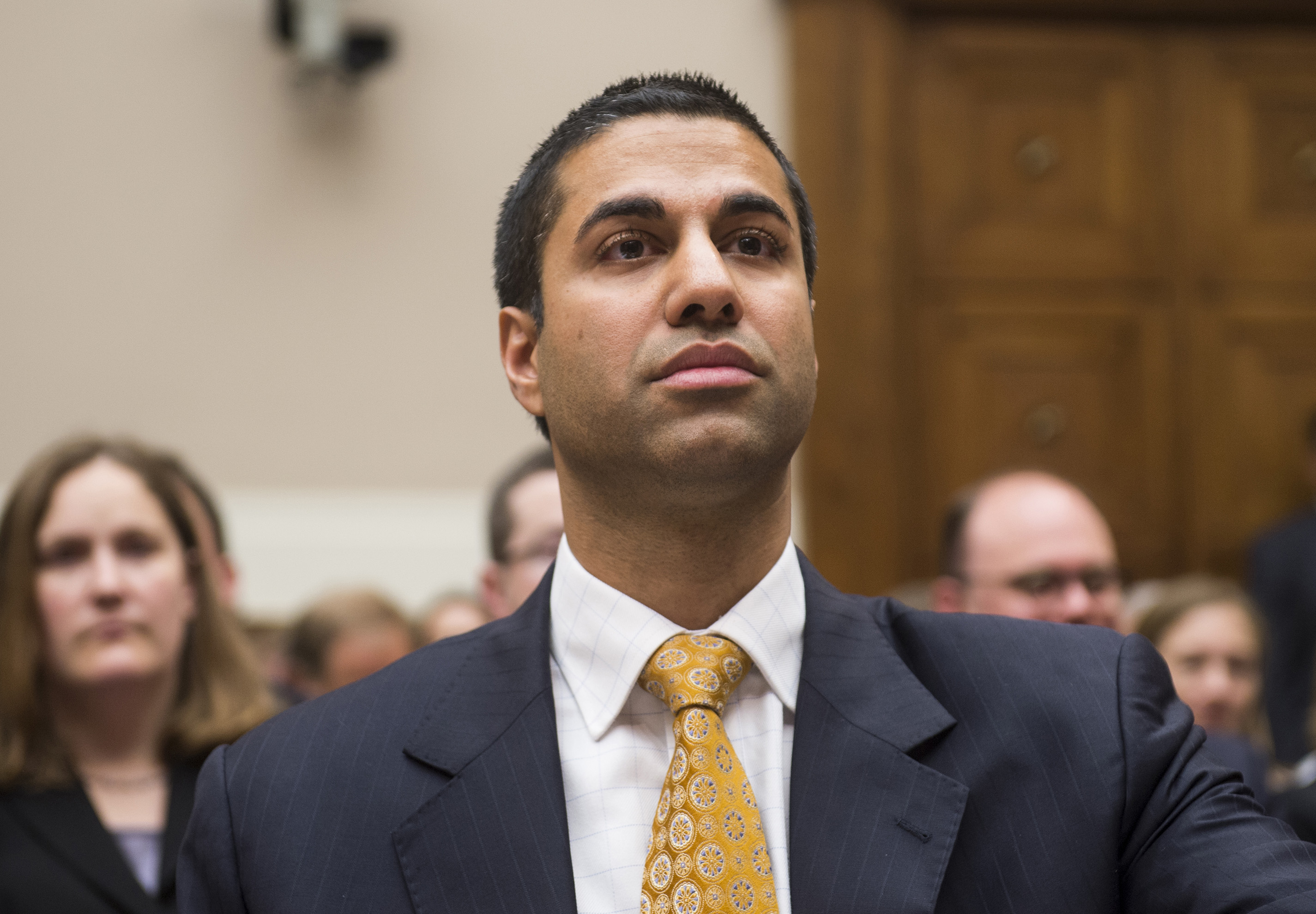Senate confirms Ajit Pai as FCC Chairman