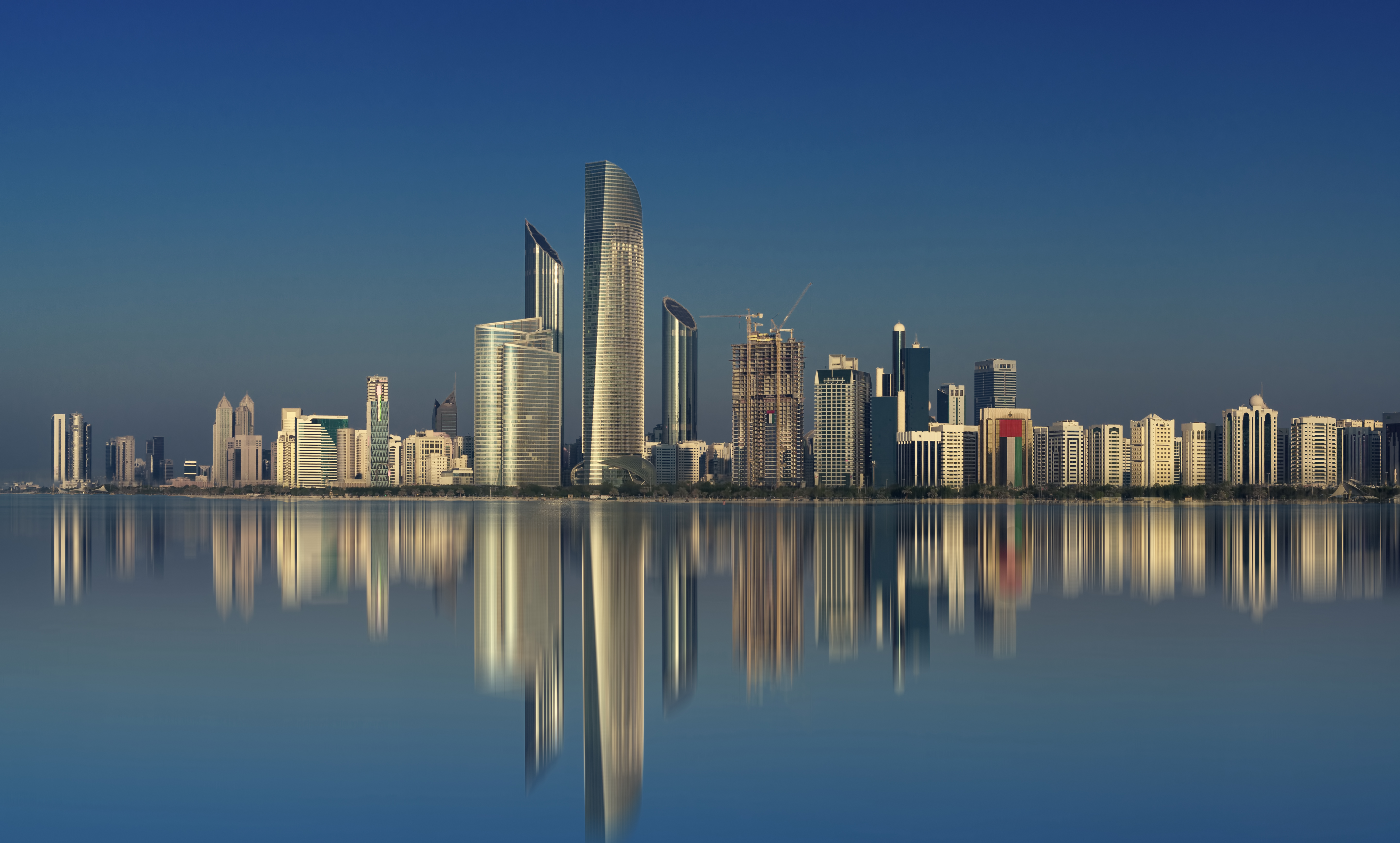 Abu Dhabi's state fund just opened for business, right in San Francisco