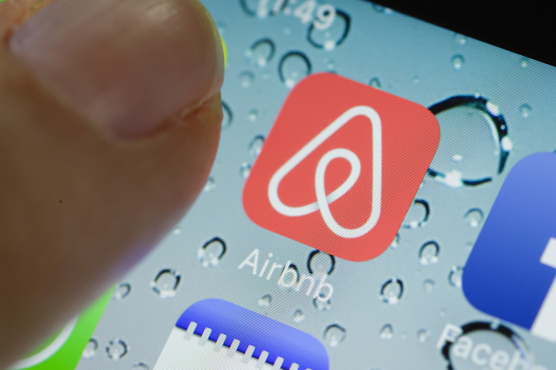 Airbnb's 'managing director of international business development' has also left
