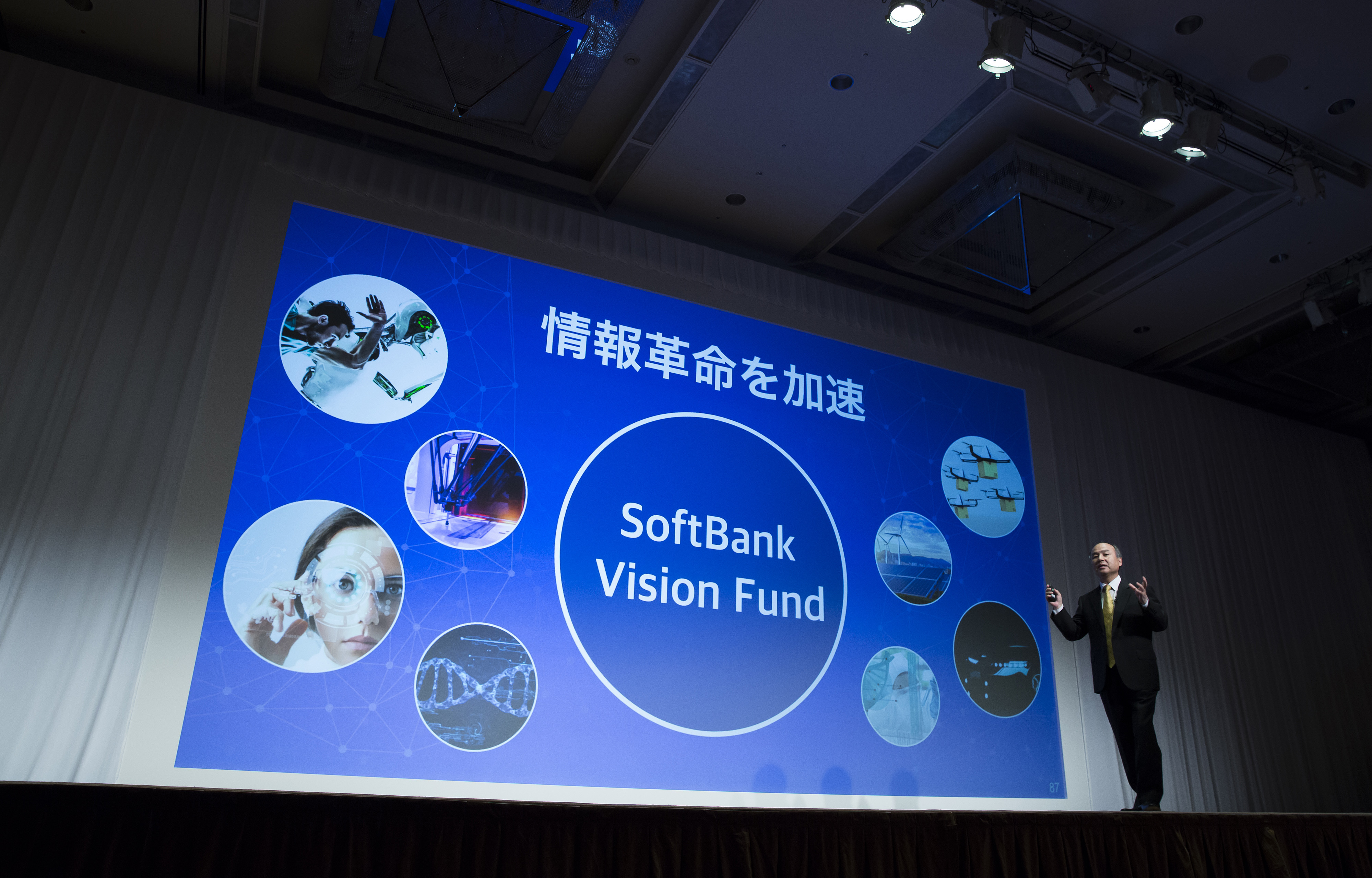 When $100BN is not enough… Softbank is planning Vision Fund sequels