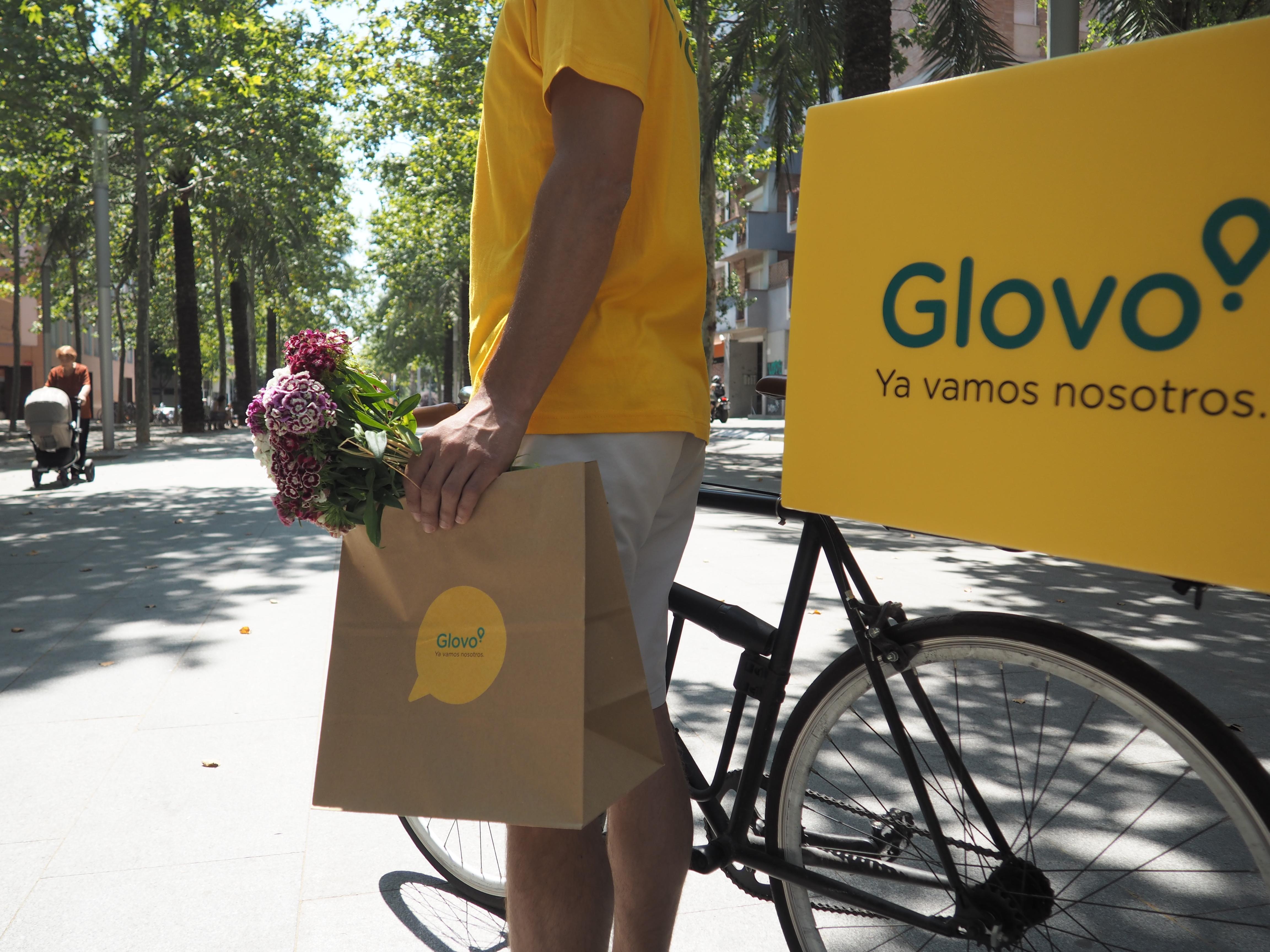European on-demand delivery startup Glovo raises €30 million Series B