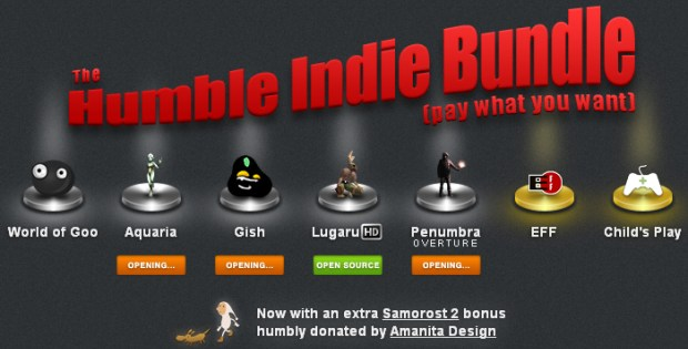 IGN acquires pay-what-you-want game shop Humble Bundle