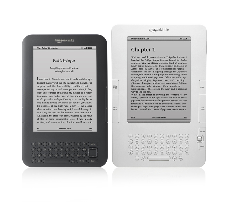E-reader innovation has stalled