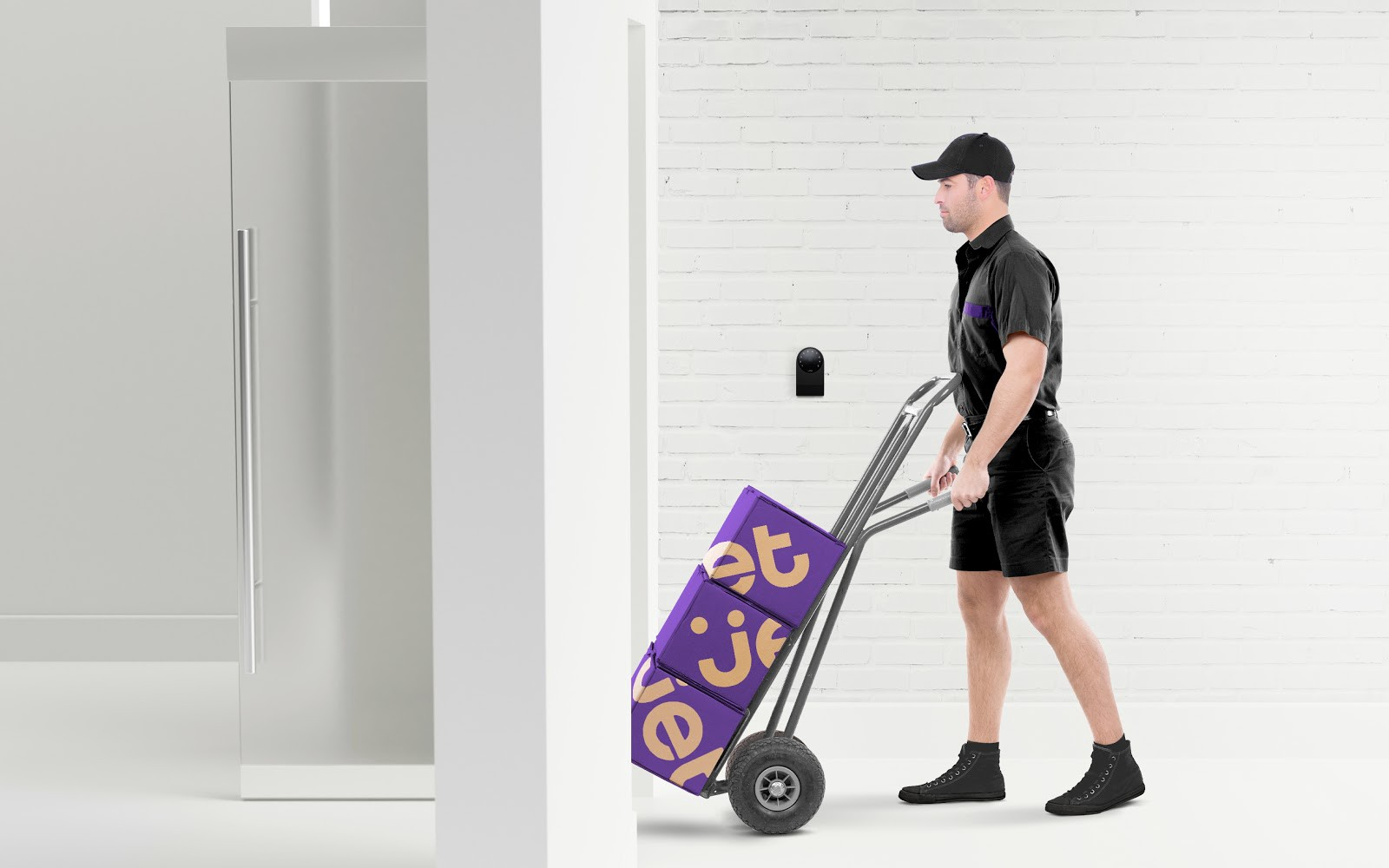 Latch touts first deliveries via NY Jet.com smart access tie-up