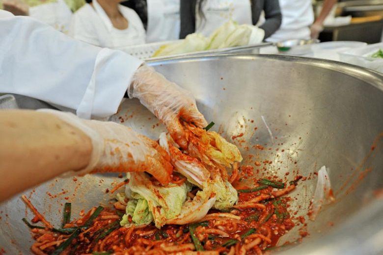 Half of kimchi at Korean restaurants from China: report