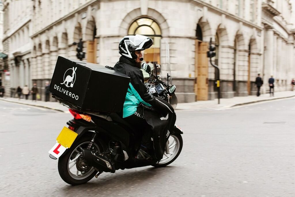 Uber and Deliveroo get a gig economy rights grilling