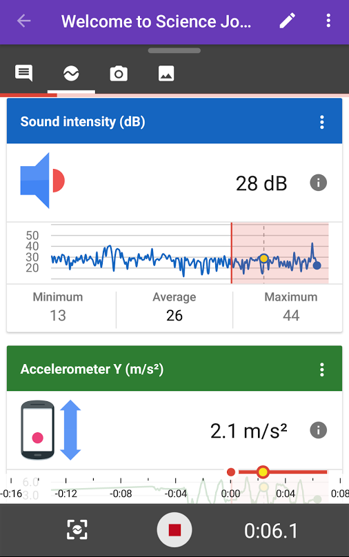 Google revamps Science Journal app with new sensors and iOS support