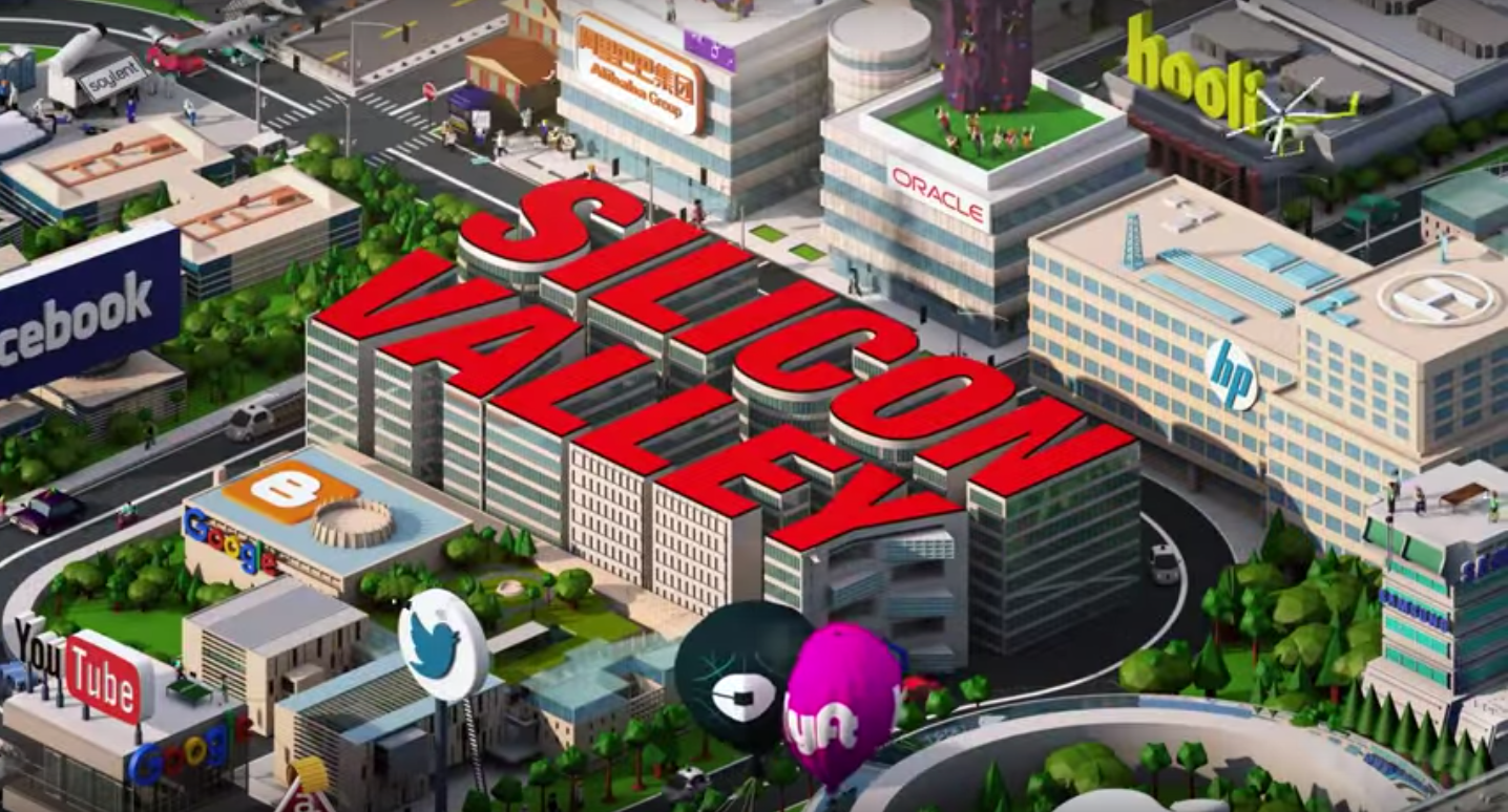 Dear Silicon Valley: America's fallen out of love with you