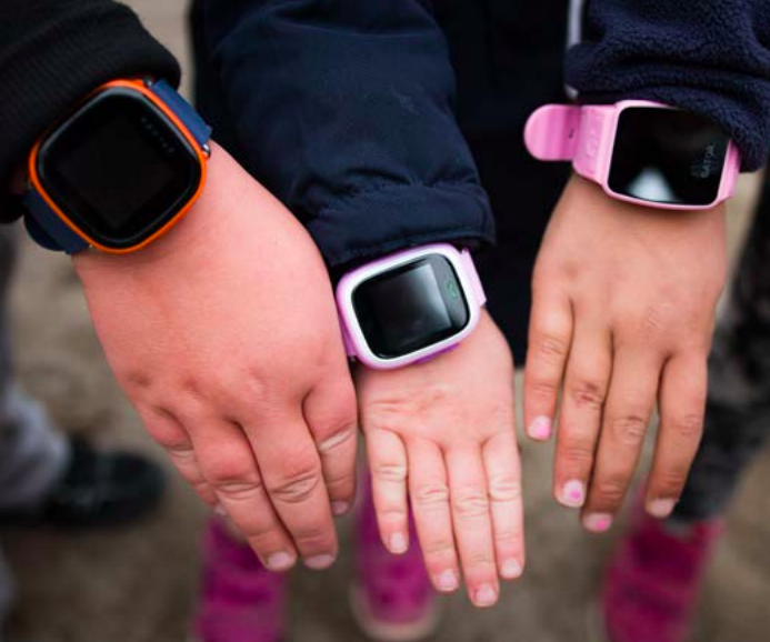 Consumer report warns over safety of kids' smartwatches