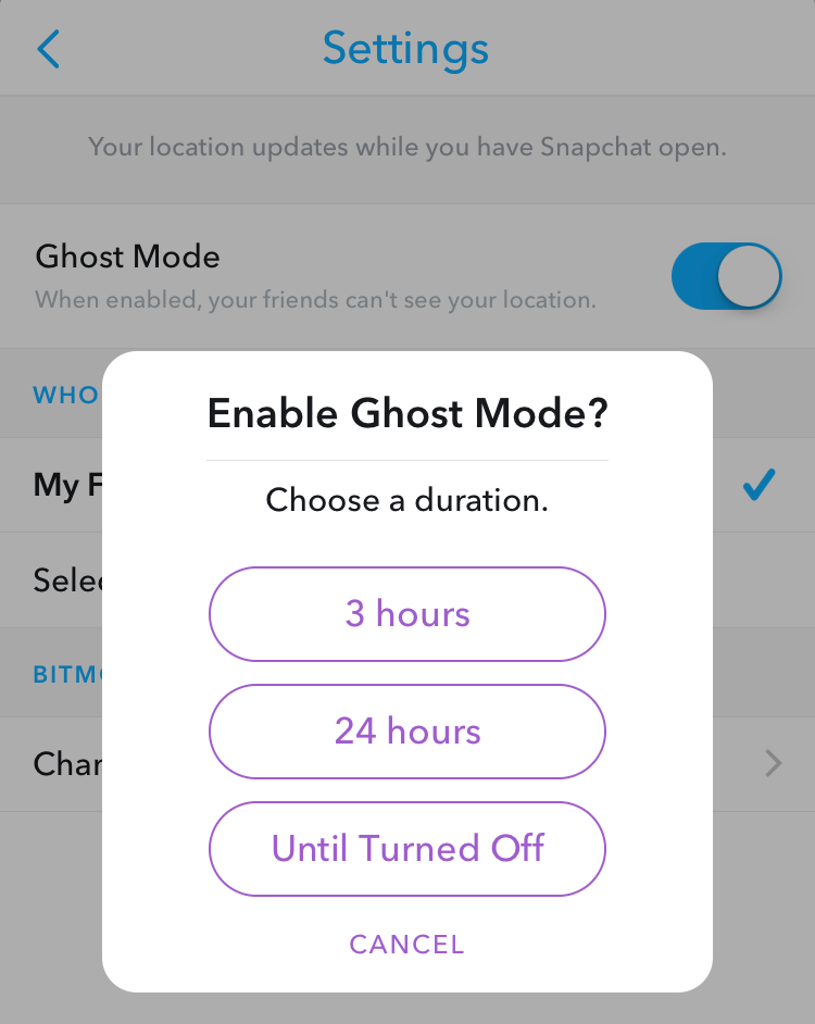Snapchat dangles referral traffic with link sharing from other apps
