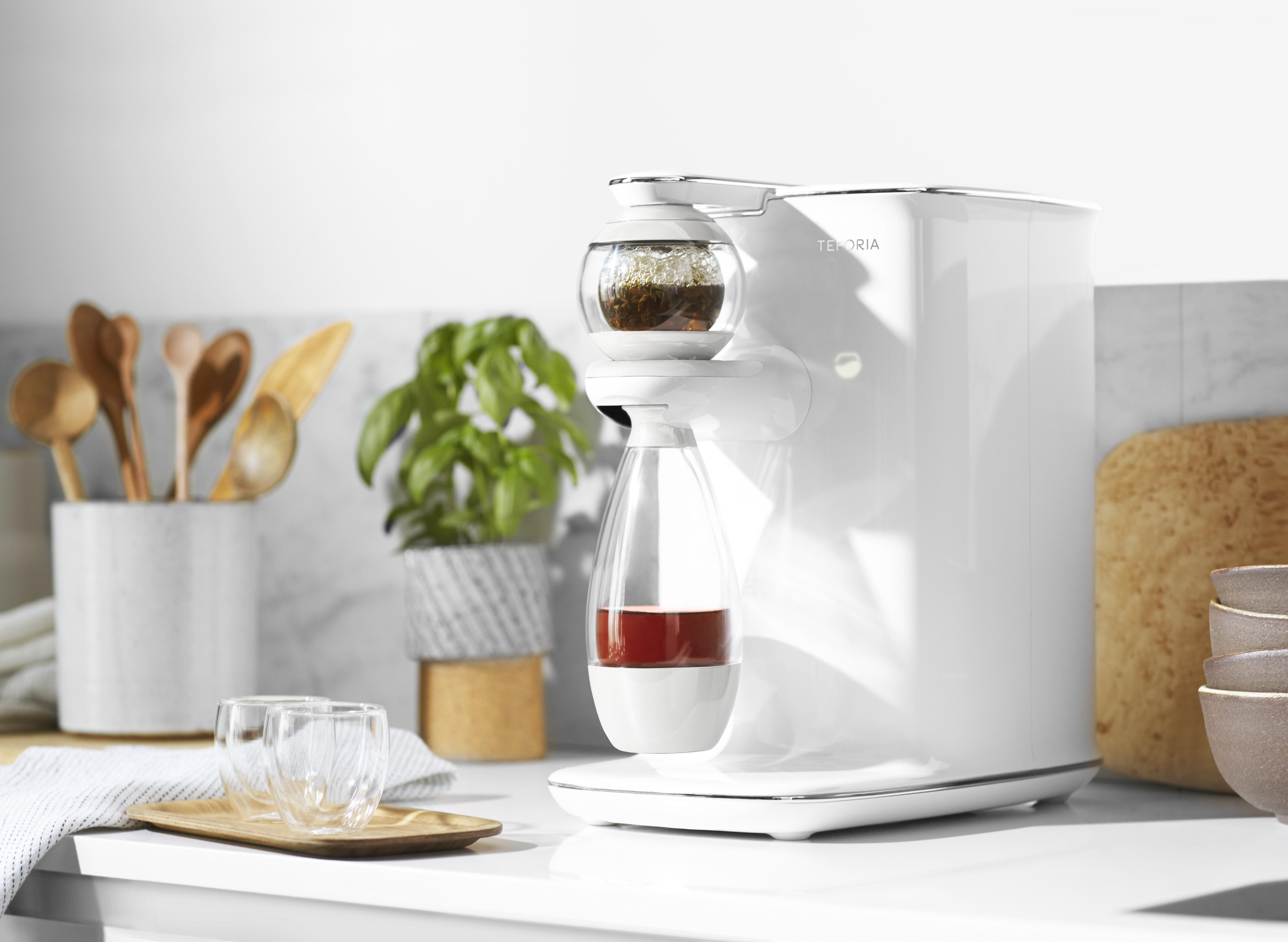 $1,000 tea infuser startup Teforia shuts down