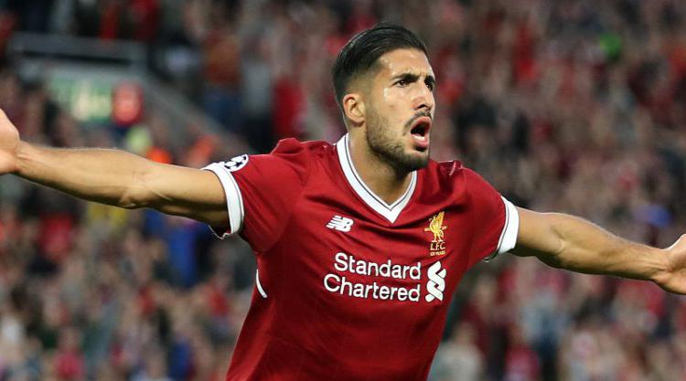 Emre Can flattered by Juventus interest but insists his focus is on Liverpool