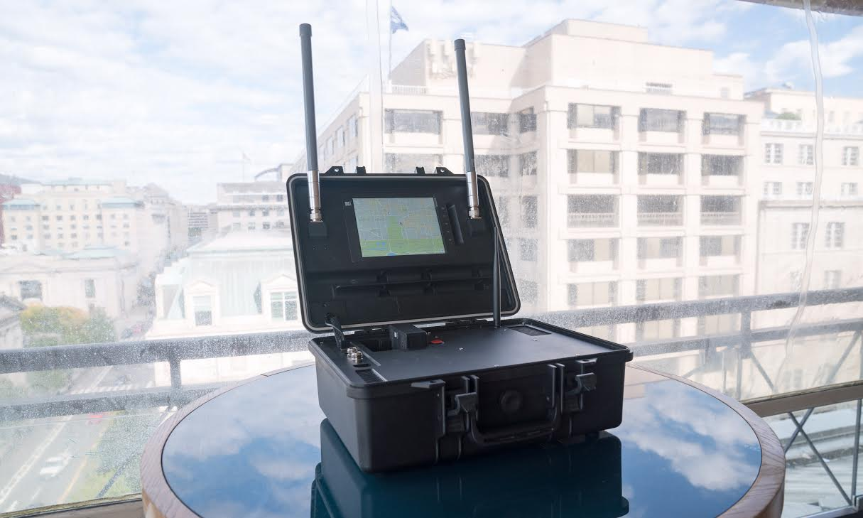DJI's 'electronic license plate' helps authorities identify drones in mid-flight