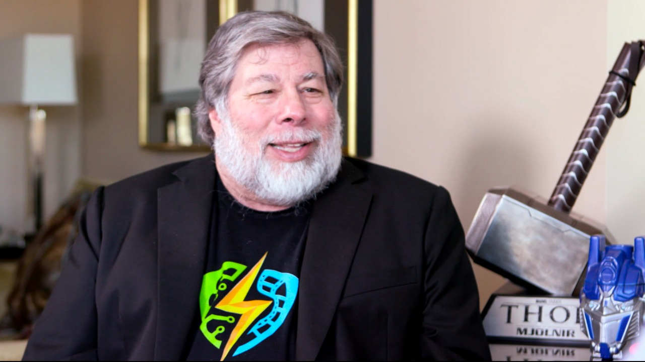 Steve Wozniak announces tech education platform Woz U