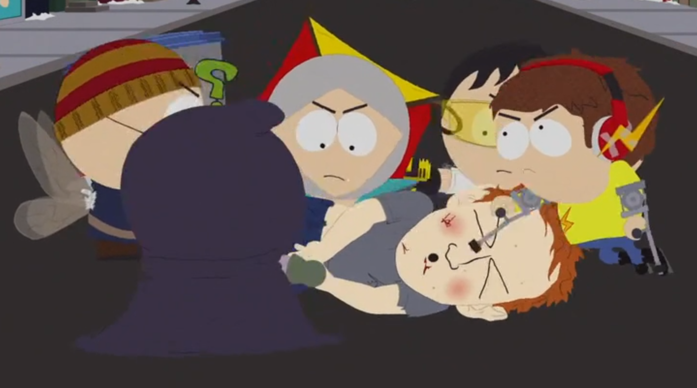 South Park slams Facebook for selling fake news
