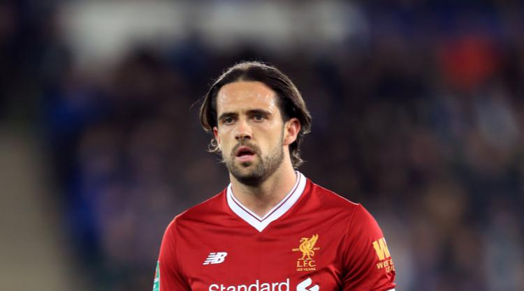 Danny Ings helping Liverpool youngsters as he regains match fitness
