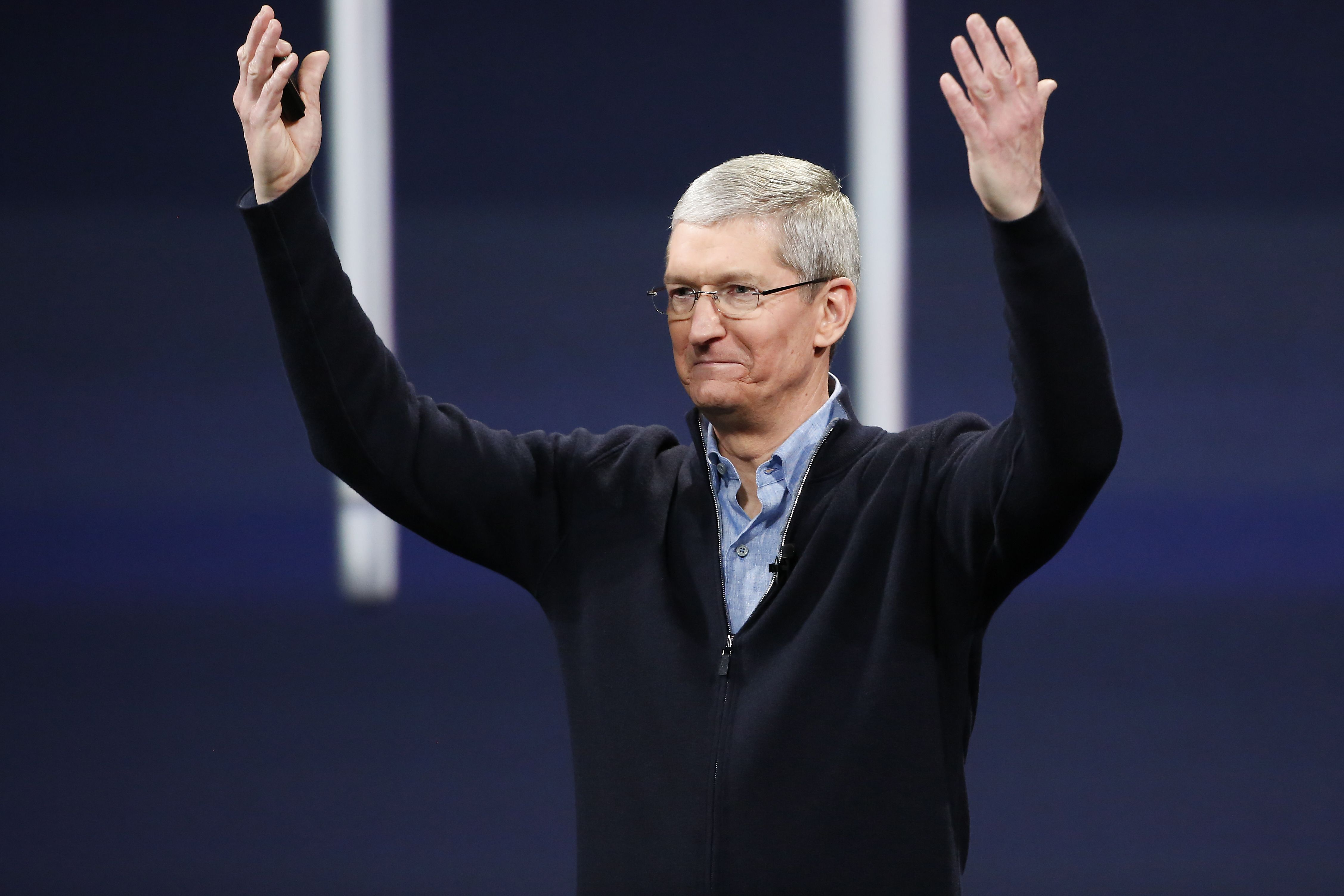 Apple delivers on its much-hyped promise to Wall Street in spades