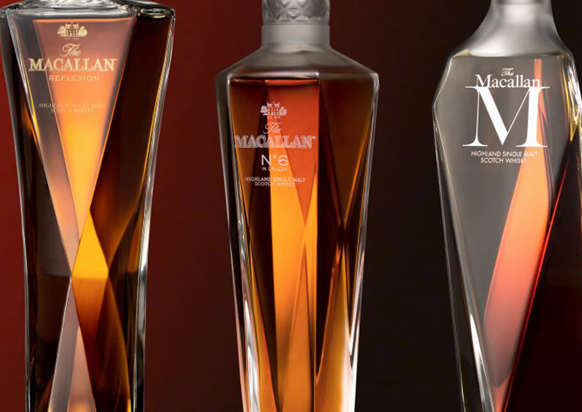 What does the world's most expensive whisky, The Macallan M, taste like?
