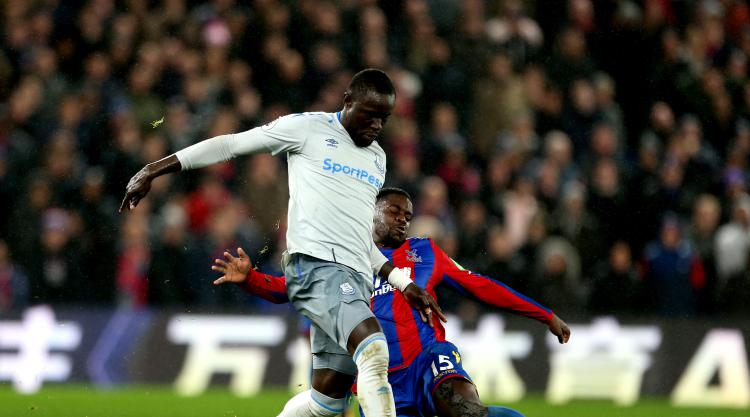 Niasse 'exaggerated the effect of a normal contact to deceive the referee'