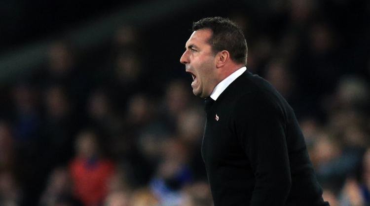 David Unsworth wants last-gasp Watford win to kick-start Everton's season