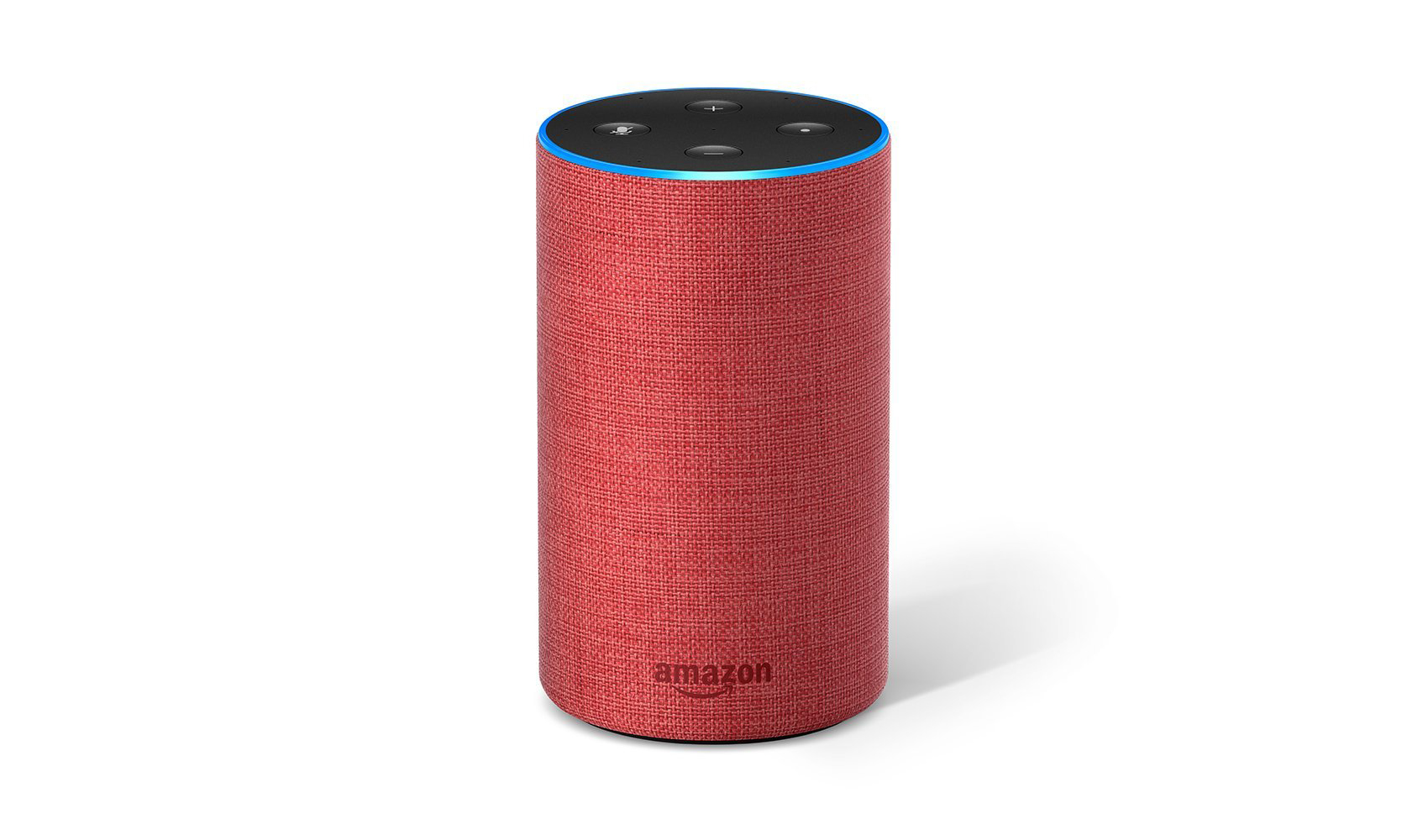 Amazon's all-new Echo goes (RED) for a limited time