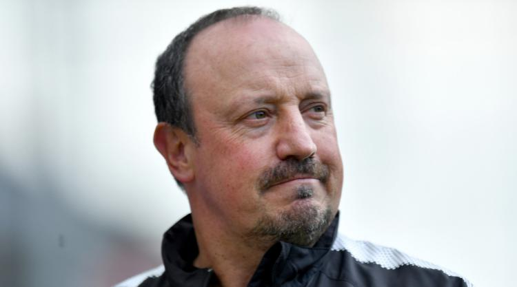Newcastle Boss Rafael Benitez Is Ignoring Takeover Speculation
