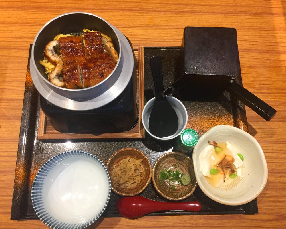 Best thing I ate this week: Hitsumabushi Eel Rice