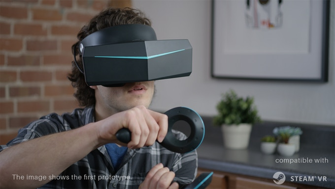 Pimax is raking in millions for an '8K' VR headset to take on Facebook and HTC
