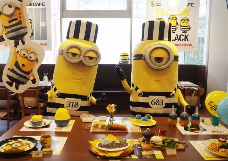 Bello! Minions pop-up cafe lands in Singapore