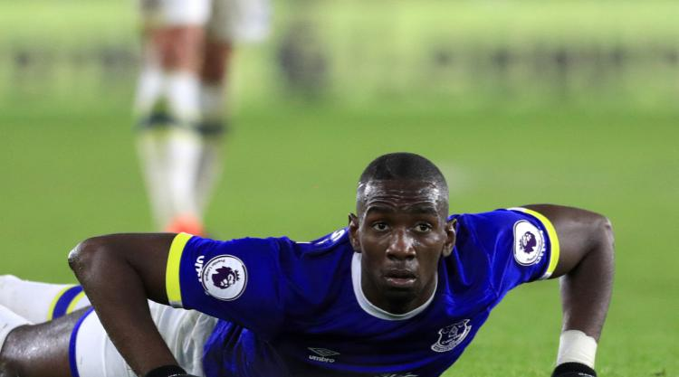 Injury boost for Everton as Yannick Bolasie returns to training