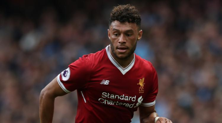 Oxlade-Chamberlain keen to secure regular spot in Liverpool team